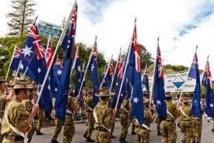 Gay Pride australienne : l'armée se joint ostensiblement