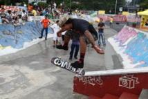 Skate : Les américains impressionnants, même sous la pluie !