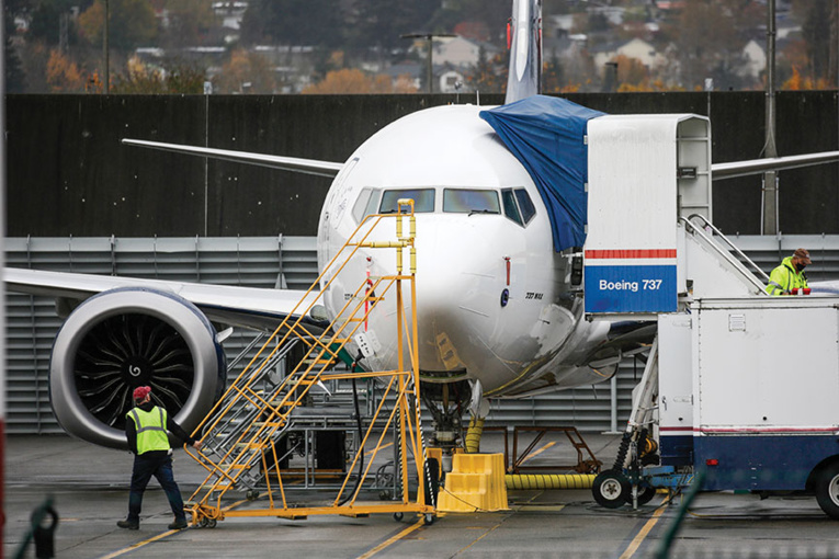 Crash des 737 MAX: accusé de fraude, Boeing va verser 2,5 milliards de dollars