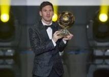 Le pied gauche de Messi en or massif en vente au Japon
