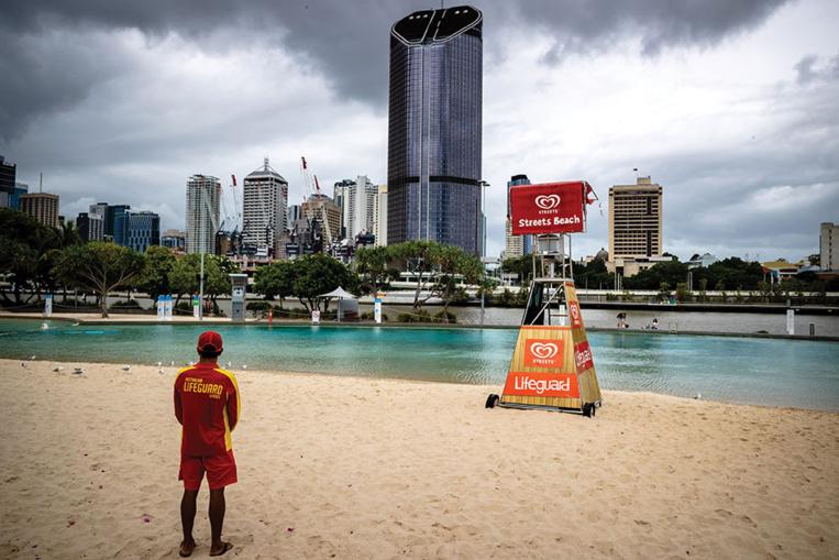 Covid: la ville australienne de Brisbane se confine dans la crainte du nouveau variant