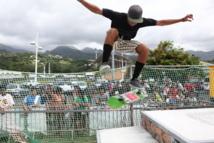 Skate : Le skate park d'Arue a ré-ouvert ses portes