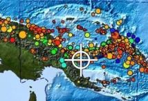 Un séisme de magnitude 6,7 secoue la Papouasie-Nouvelle-Guinée