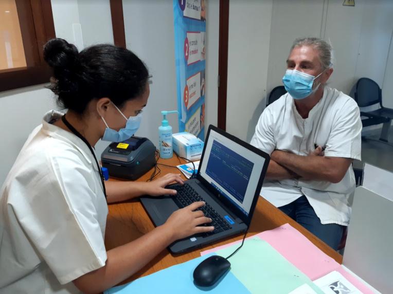 Le CHPF vaccine ses troupes