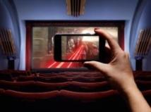 """Pays-Bas: la technologie """"second écran"""" et les smartphones s'invitent au cinéma"""