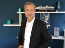 Hervé Bellaïche directeur général adjoint de la compagnie de croisière du Ponant, propriétaire de Paul Gauguin Cruises.