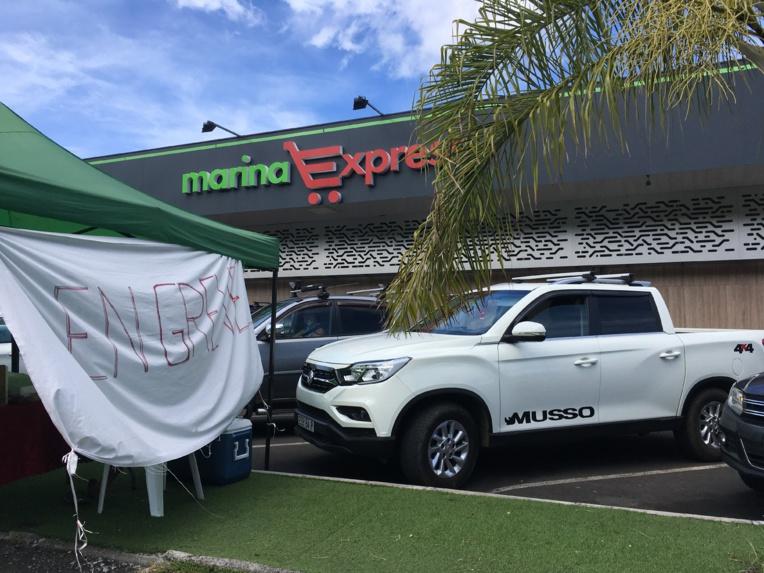 Protocole d'accord signé à Marina Express