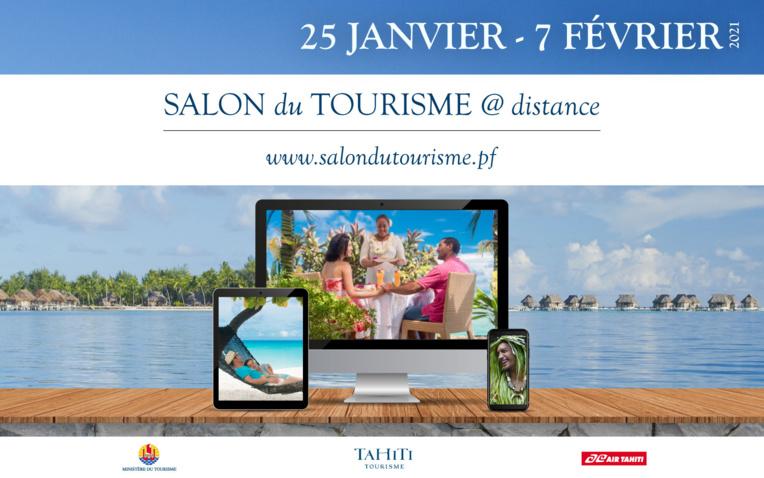 Un e-salon du tourisme de 15 jours dès le 25 janvier