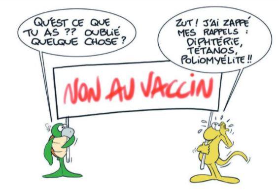 """""""La question qui pique"""" par MUNOZ"""