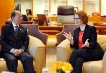 D'Australie entame une coopération militaire avec la Birmanie