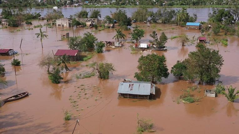 Mozambique: des milliers de personnes sans foyer après le cyclone Eloïse