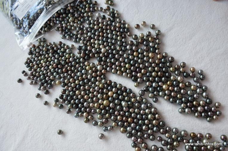 Des destructions de perles pas légales