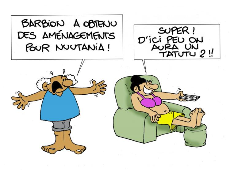 """""""Tatutu 2"""", par Munoz"""