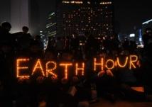Le monde une heure sans lumière pour lutter contre le réchauffement