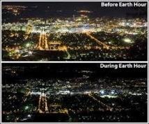 Le monde une heure sans lumière pour lutter contre le changement climatique