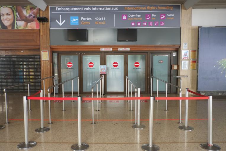Le tourisme suspendu jusqu'à nouvel ordre