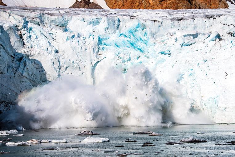 Climat: la température moyenne pourrait fortement augmenter selon des projections de Météo France