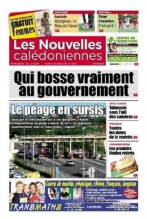 Hersant/Tapie: les journalistes des Nouvelles-Calédoniennes écrivent à M.Ayrault