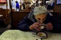 """Belle histoire: Café en """"attente"""""""