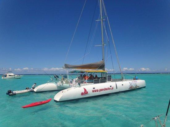 Le charter nautique fait salon à Papeete