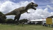 Clive Palmer crée un parc à thème de robots géants de dinosaures