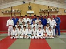 Une grande dame du judo à l'EJJP