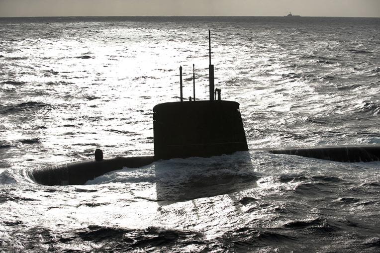 La marine française a patrouillé en mer de Chine méridionnale
