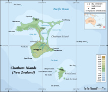 Aujourd'hui territoire rattaché à la Nouvelle-Zélande, les Chatham abritent une population d'environ 680 personnes, des Européens d'origine, des Maoris et des descendants des Morioris.