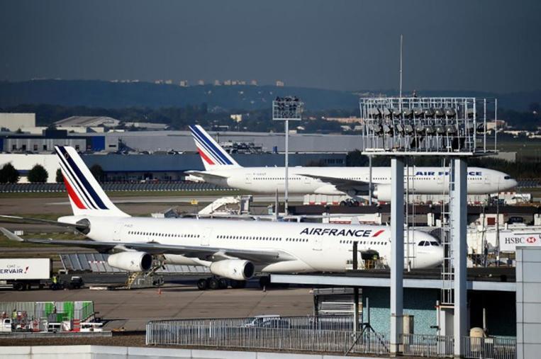 Air France passe à une rotation par semaine du 15 au 28 février