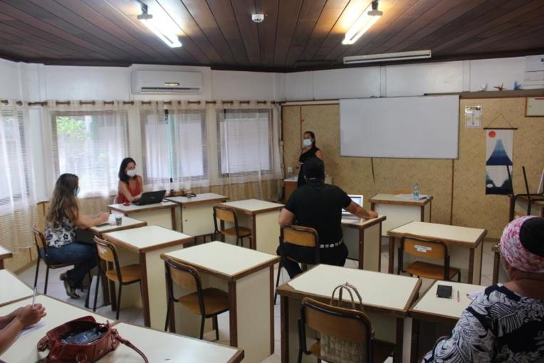 Fifo : Deux ateliers maintenus en présentiel