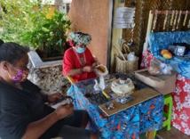 Artisanat : Les māmā de Bora Bora dans la détresse