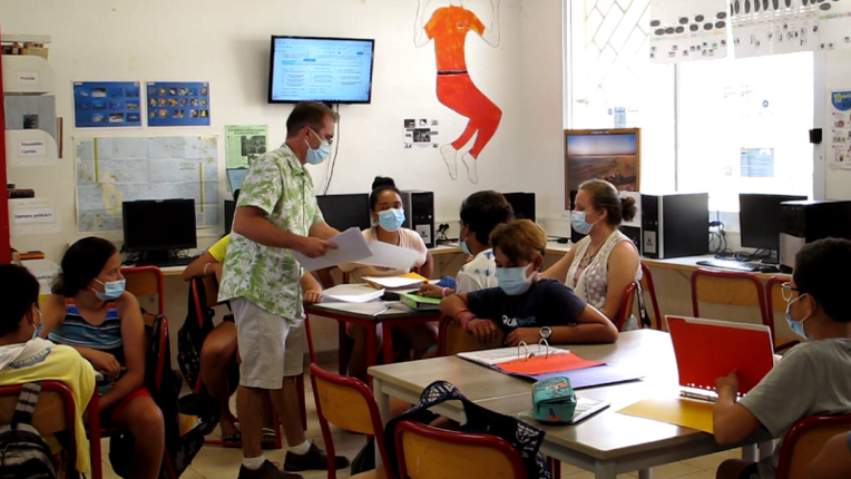 Le collège de Nuku Hiva vise la réussite pour tous