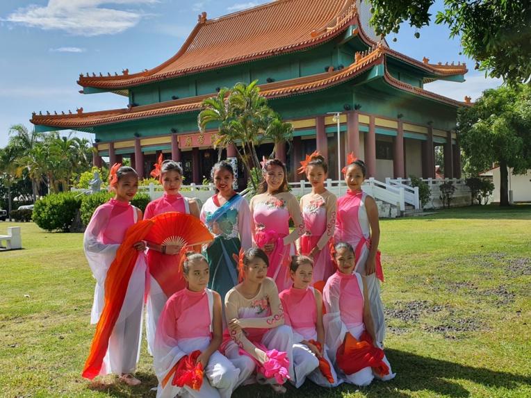 Le clip de la chanson Les filles du vent a été tourné en décembre dernier au temple Kanti.