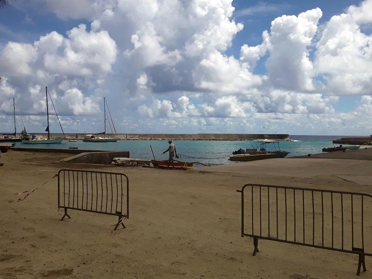 Le quai de Moerai bientôt plus sûr et accueillant