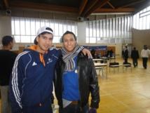 Championnat de France Universitaire de Taekwondo à Poitiers le samedi 30 mars 2013.