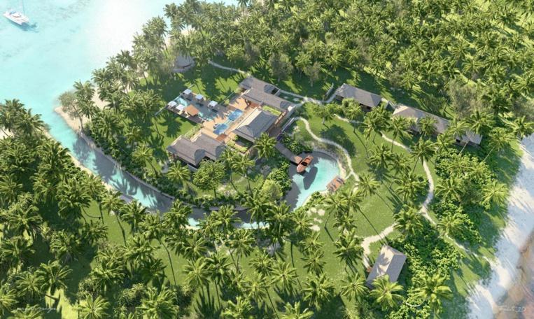 La construction d'Aquamaris peut reprendre à Bora Bora