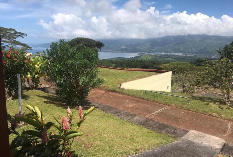 Le site de quatorzaine dédié de Puunui à la Presqu'île.