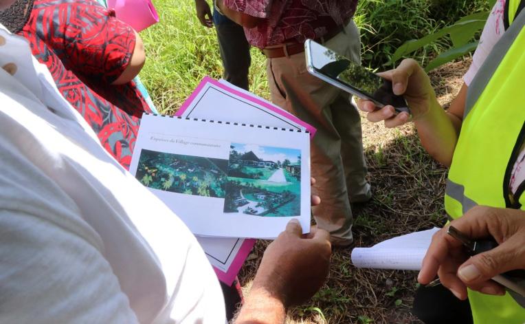 Un projet de village pour les sans-abri à Afaahiti
