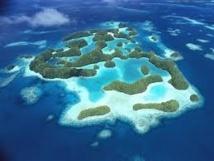 Impuissantes face au réchauffement global, les îles du Pacifique s'adaptent