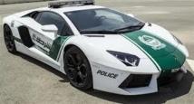 La police de Dubaï va patrouiller en ... Lamborghini