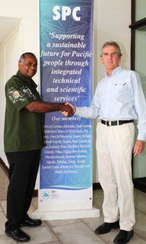 La Communauté du Pacifique Sud signe avec l'Australie un accord de financement portant sur un montant de 18 millions de dollars australiens