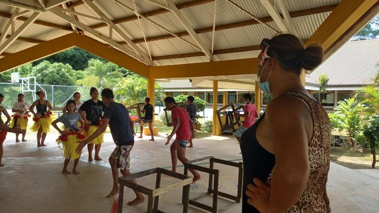 La troupe Taure'a Bora Bora veut garder sa couronne