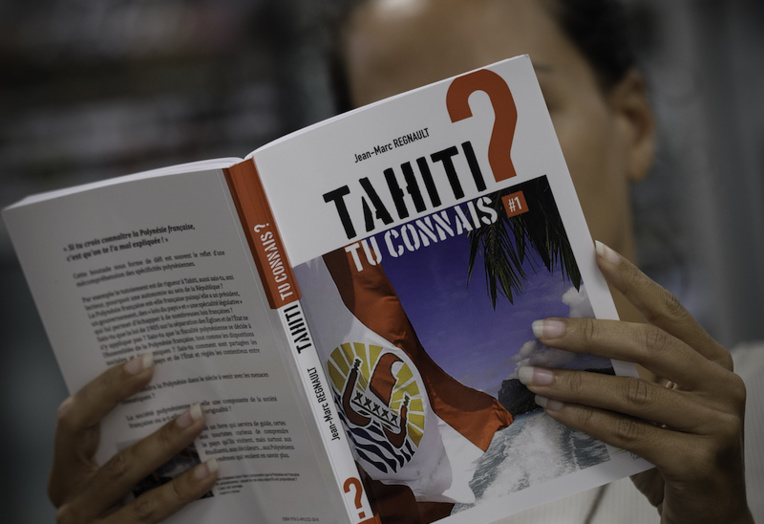 """Tahiti, tu connais ?"", Regnault repose la question"