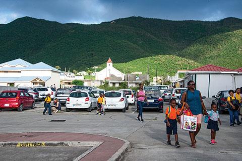 Covid: Saint-Martin demande la levée des motifs impérieux pour voyager