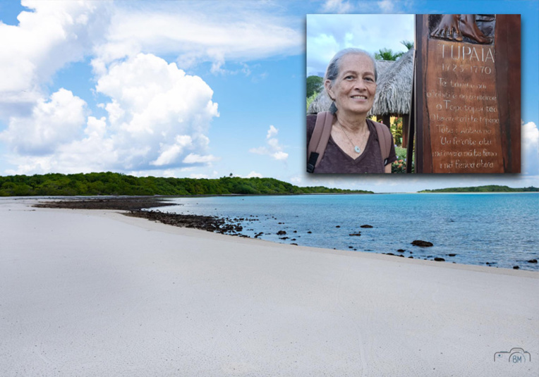 Une héritière s'oppose à la vente de l'atoll Anuanurunga