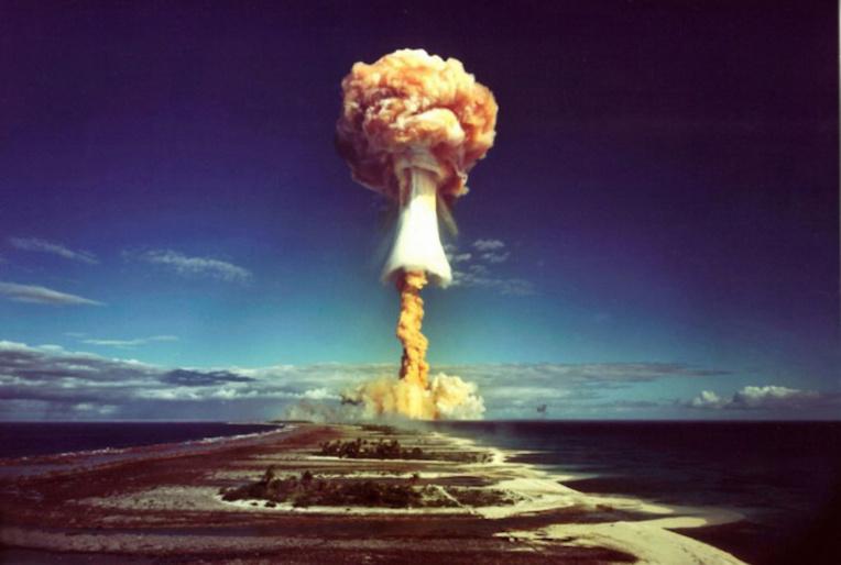 """Conséquences des essais nucléaires : L'Inserm réfute tout """"négationnisme"""""""