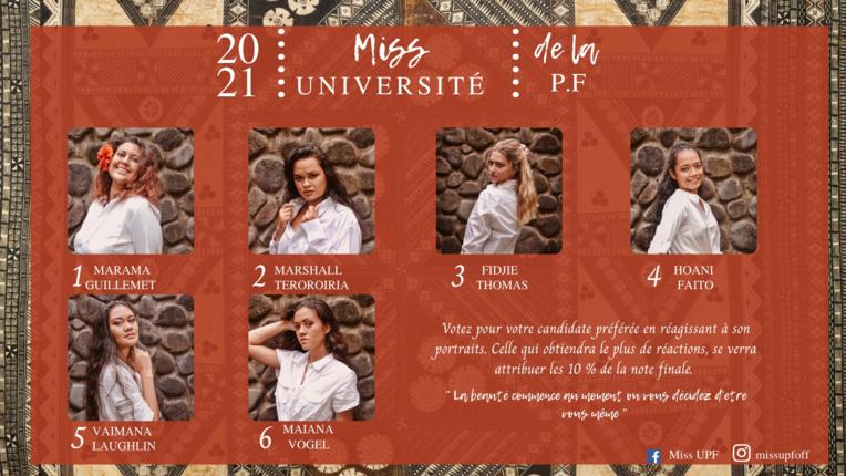 Quatre étudiants lancent Miss Université