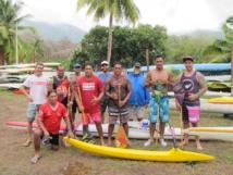 Championnat de Va'a à Nuku Hiva : Jean Maurirere gagne la 1ère étape