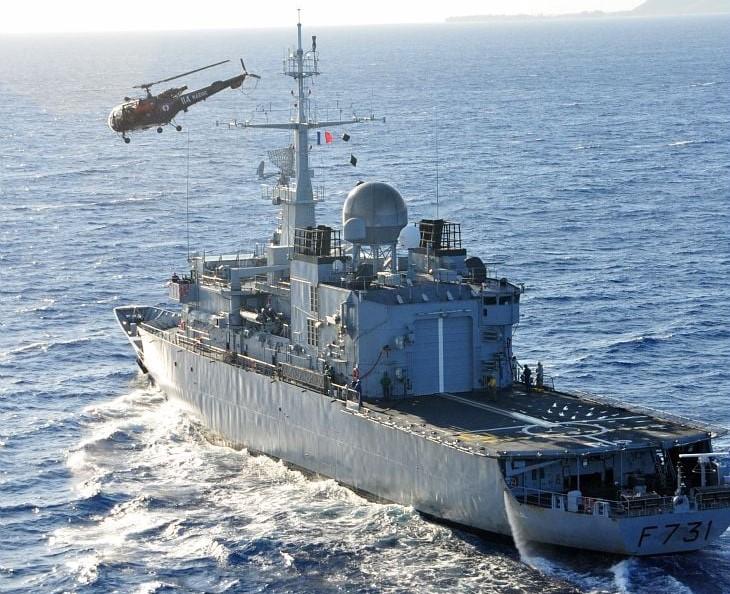 « Il n'y a pas de navires étrangers dans notre ZEE »