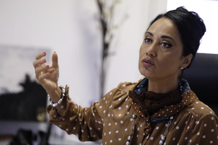 Stella Taaroamea est rédactrice en chef de Polynésie la 1ère depuis ce lundi.